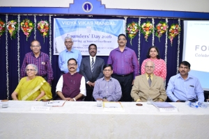 FOUNDERS DAY 2016 alumni felicitated