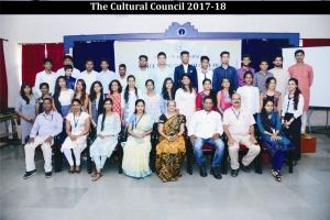 Cultural council 2017-18Y