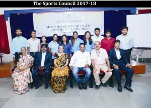 Sports council 2017-18Y