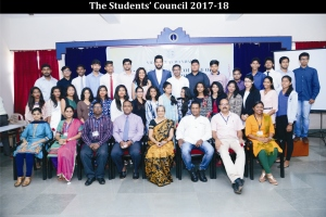 Sudent council 2017-18Y