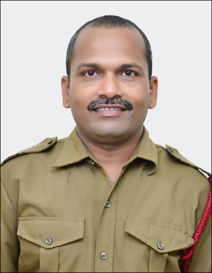 Sandesh Chodankar