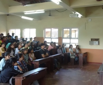 Guest Lecture for pressnews
